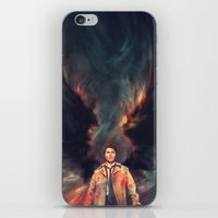 The Angel Of The Lord iPhone & iPod Skin