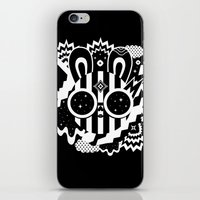Neleus iPhone & iPod Skin