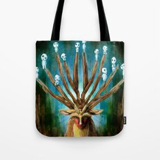 Princess Mononoke The De… Tote Bag