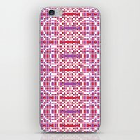 Purple for Marie  iPhone & iPod Skin