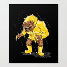 Raincor Canvas Print