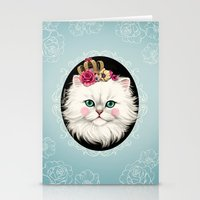 Cat Series I Stationery Cards