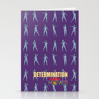 Determination 1 Stationery Cards