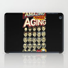The Amazing Powers of Aging! iPad Case