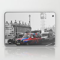 Travelling The British W… Laptop & iPad Skin
