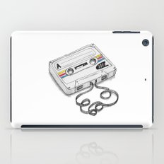 Cassette iPad Case