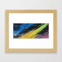 Abstracto (2) Framed Art Print