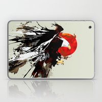 Eruption Eagle Laptop & iPad Skin