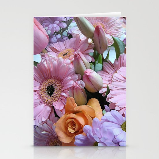 A Pink Mind is a Joy Forever! Stationery Card
