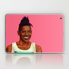 Hipstory - Barack Obama Laptop & iPad Skin