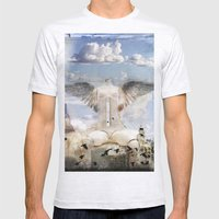 City of Hope Mens Fitted Tee Ash Grey SMALL