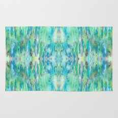 Water and Light Reflections Rug