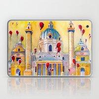 Vienna, Famous Karlskirc… Laptop & iPad Skin