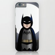 Bat-kokeshi iPhone 6 Slim Case