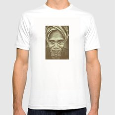 remember about japan SMALL White Mens Fitted Tee