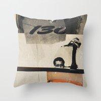 Dil. 8 Throw Pillow