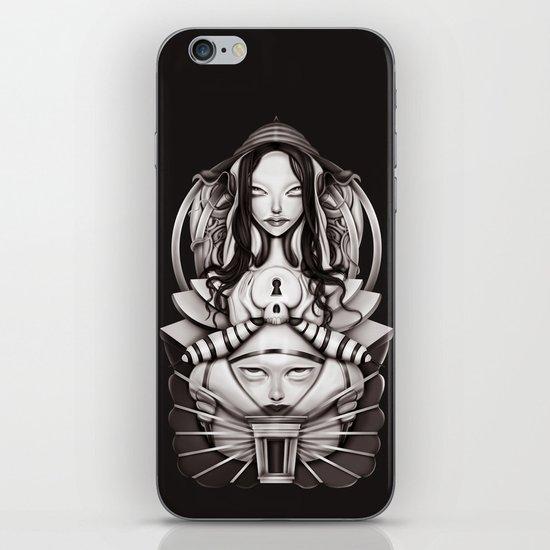 THE KINGDOM iPhone & iPod Skin