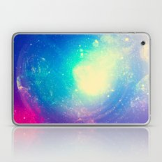 Galaxy Waves Laptop & iPad Skin