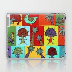 Quilt Blocks Laptop & iPad Skin