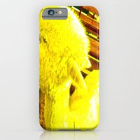 iPhone & iPod Case featuring Amarillo Animal by Kelsey Pohlmann