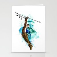 FURY OF ROAD Stationery Cards