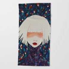 M#1 Beach Towel