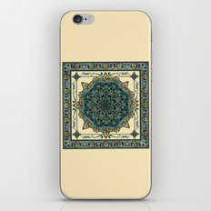 Stained Glass Mandala 2 iPhone & iPod Skin