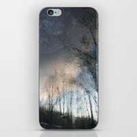 Underworld Wave iPhone & iPod Skin