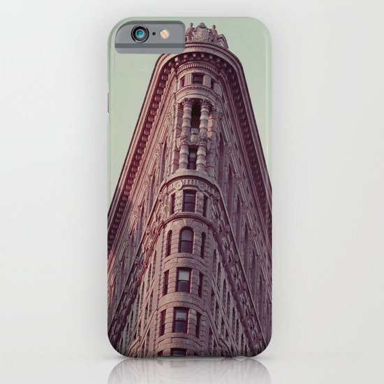 Flatiron #1 iPhone & iPod Case