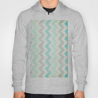 Crazy For Chevron - Vint… Hoody