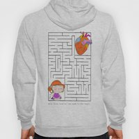 Labyrinth Hoody