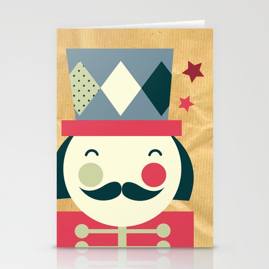 Toy Soldier Stationery Card