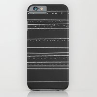 iPhone & iPod Case featuring 168 Drops & Droplets  by Nimai VandenBos