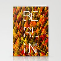 CAMO BERLIN Stationery Cards