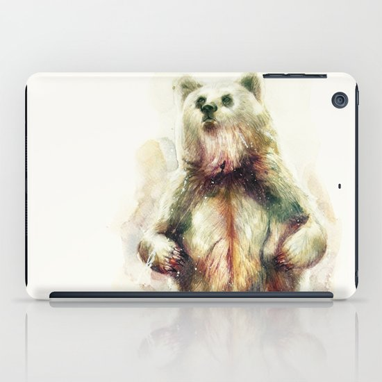 Bear I iPad Case
