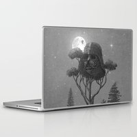 forest Laptop & iPad Skins featuring Dark Side of The Forest  by Terry Fan