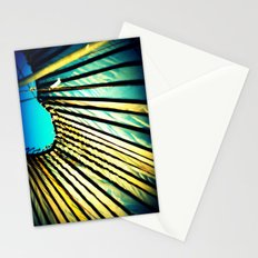 carnival tent Stationery Cards