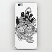 Obscure Intentions iPhone & iPod Skin