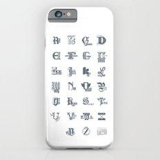 AZ to JayZ Slim Case iPhone 6s