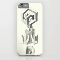 iPhone & iPod Case featuring casse tête by mloyan