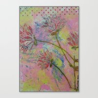 Spring Into Life Canvas Print