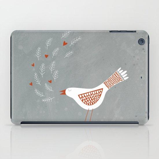 La la la iPad Case