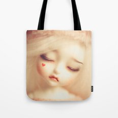 Invisible Tears Tote Bag