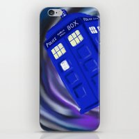 In the Vortex iPhone & iPod Skin