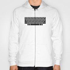 Captain's Keyboard Hoody