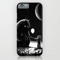 iPhone & iPod Case featuring The Guest by SPYKEEE