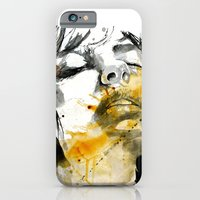 iPhone & iPod Case featuring splash portraits by MFNY