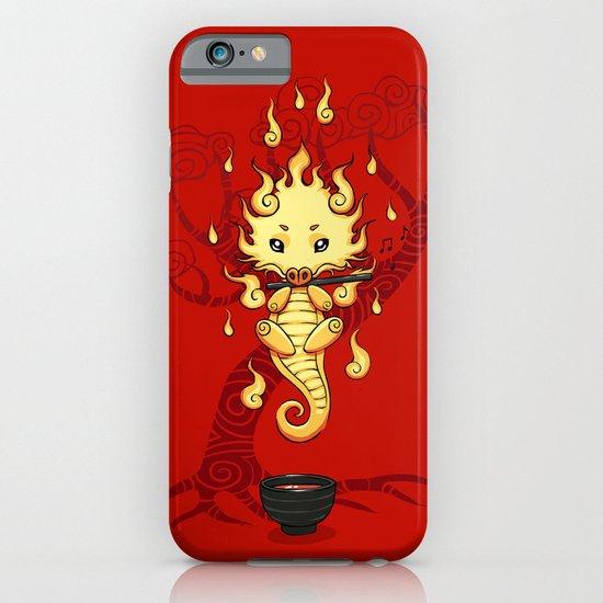 Dragon Tea iPhone & iPod Case