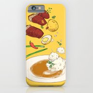 Vietnamese Food_Stew Por… iPhone 6 Slim Case