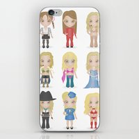 britney spears  iPhone & iPod Skin